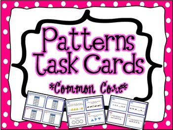 Free Worksheets : 4th grade math patterns worksheets 4th Grade ...