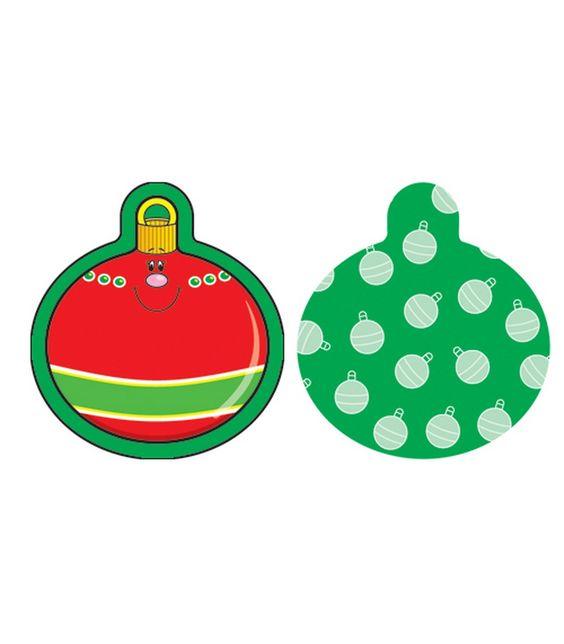 Christmas Ornaments Cut-Outs - Carson Dellosa Publishing Education Supplies #CDWISHLIST