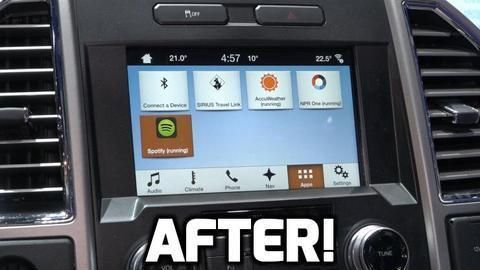 Myford Touch Sync 2 To Sync 3 Upgrade Infotainment Com Ford