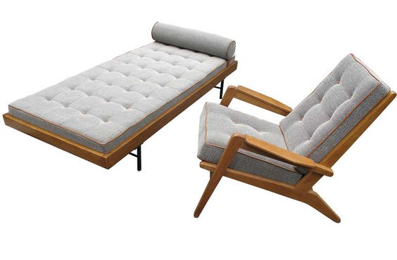 Pierre Guariche daybed image 2
