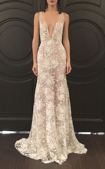 Naeem Khan Bridal Look 21 on Moda Operandi