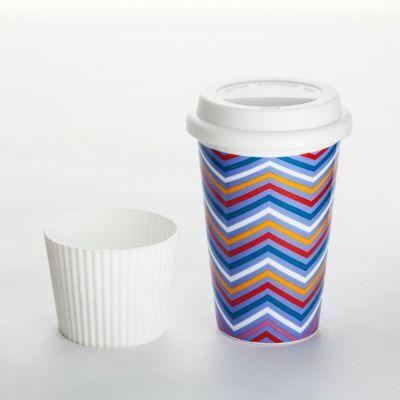 "Coffee-to-go-Becher ""ZickZack"""