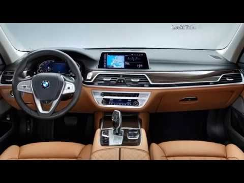 2020 Bmw 7 Series Sport Luxurious Interior All New 2020 Bmw 7