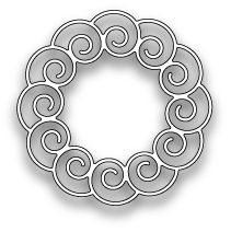 Curly wreath poppystamps - Google-søgning