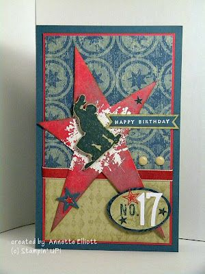 Stampin' Up! SU by Annette Elliott, AEstamps a Latte