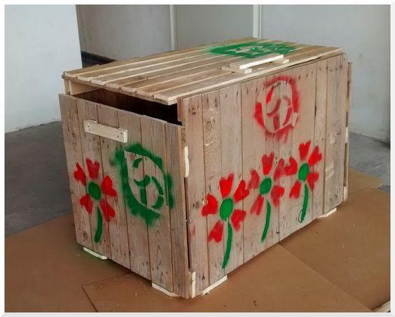 Cómo fabricar un cajón de compostaje