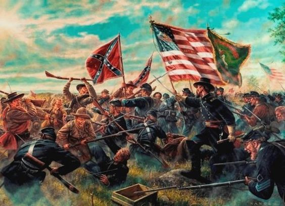 Image result for pickett's charge irish