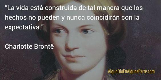 """El 21 de abril de 1816 #TalDíaComoHoy nació la escritora británica Charlotte Brontë, autora de """"Jane Eyre""""."""