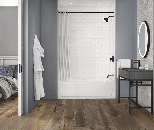 Bathroom Vanity Furniture Uk Dengan Gambar