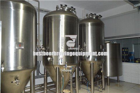 3bbl Restaurant Brewery Equipment Home Brewery Beer Brewing Equipment Beer Making Equipment