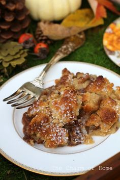 Cinnamon Pear Cobbler: The Charm of Home