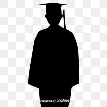 Graduates Silhouette Vector Graduation Cap Clipart Silhouette Vector Graduate Png Transparent Clipart Image And Psd File For Free Download Silhouette Vector Graduation Cap Clipart Silhouette