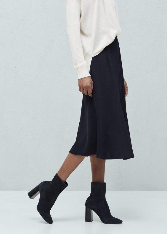 Flowy skirt | MNG