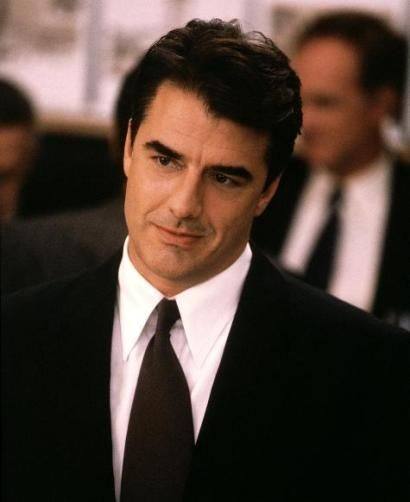 Chris Noth - such an handsome man... swoon!