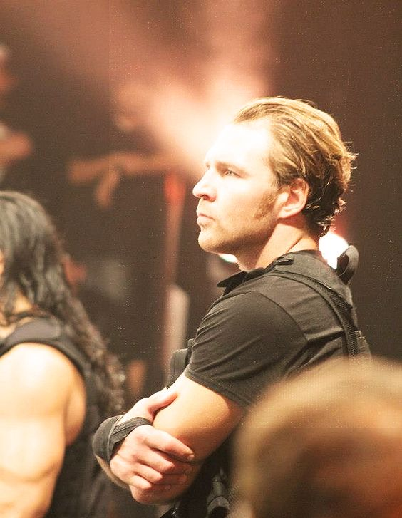 One of my favourite Dean Ambrose photos