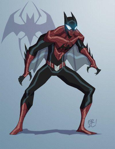 The Amazing Spider-Bat - Mash up by Eric Guzman