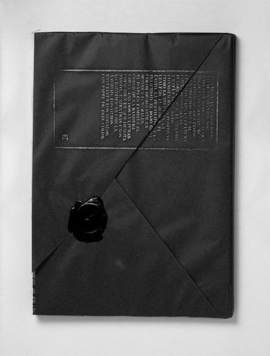James Bennett's packaging in which I really like the black and button as it makes it look more mysterious.
