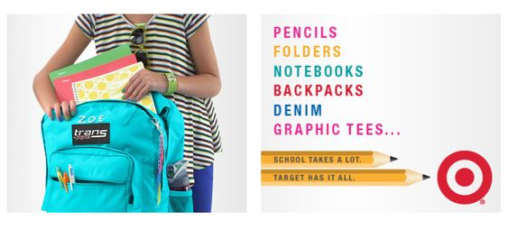 Mary Beers | TARGET BACK TO SCHOOL