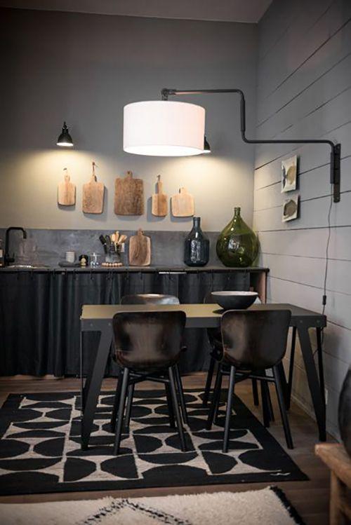 20 Inspirations Pour Habiller Ses Meubles De Cuisine Avec Des Rideaux Atelier Des Tilleuls En 2020 Meuble Cuisine Rideaux Cuisine Mobilier De Salon