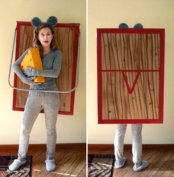 Ratón con trampa: