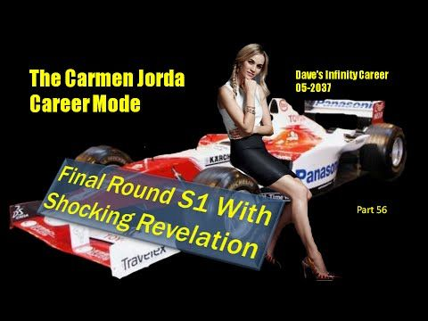 Carmen Jorda Career Mode Part 56 Dave's Infinity Career 05-2037