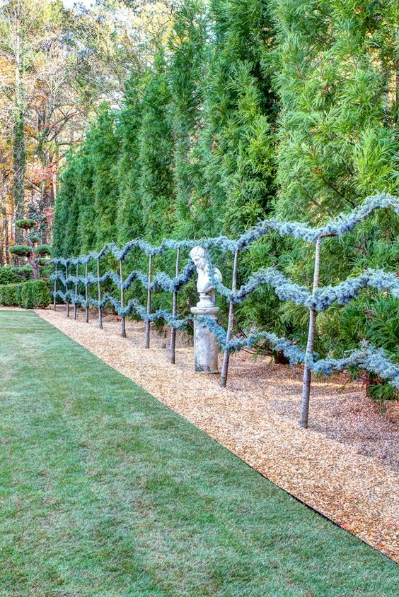 A Southern Chateau | Georgia Gardening Web Articles