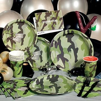 call of duty birthday party | Call of Duty Party Supplies - Kids Birthday Parties