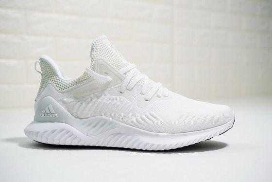 adidas alphabounce beyond blanche
