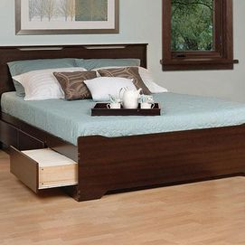 Storage bed from Sears $469.99