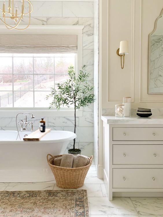 Daisy Flower Bathroom Interior Design Bathroom Interior