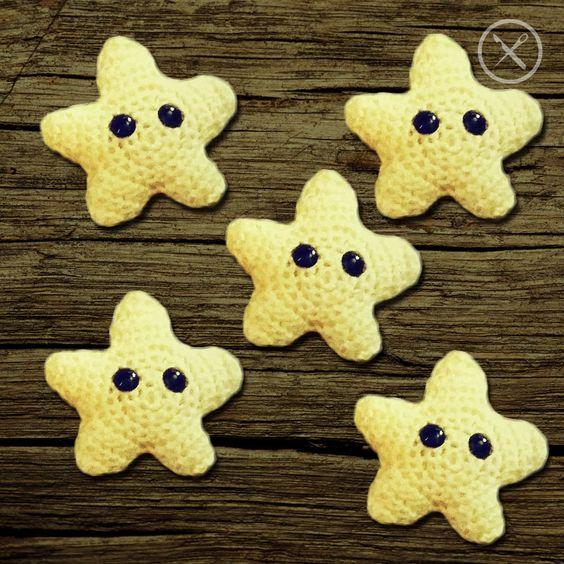 Stars www.crochedo.com