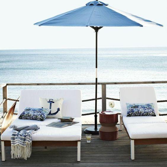 Le parasol de balcon en 50 variantes - Meuble d exterieur pas cher ...
