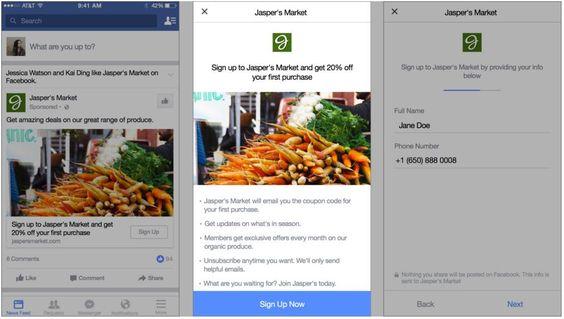 Cómo crear una campaña para generar clientes potenciales en Facebook para tu empresa