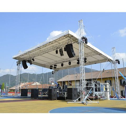 Light Frame Outdoor Concert Stage Tent Truss Design For Sale Buy Truss System Aluminum Concert Stage Roof Truss Tent Outdoor Concert Event Tent Concert Venue