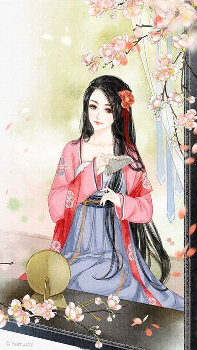 堆糖-美好生活研究所...Wallpaper ...By Artist Unknown...