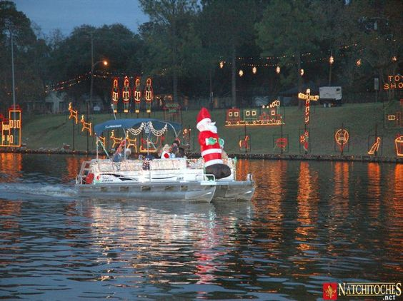 Natchitoches Christmas Lights 2013 | Photos of Christmas in Natchitoches, Lousiana: