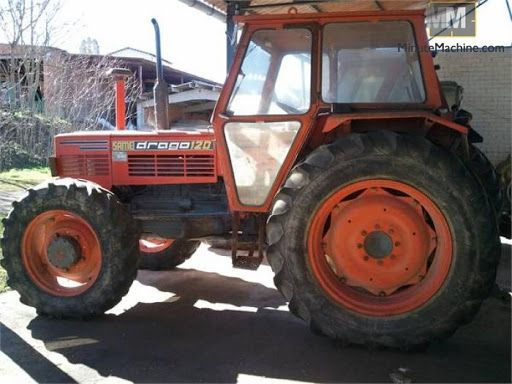 Same Drago 120 Parts Catalog Manual Download Parts Catalog Tractors Catalog