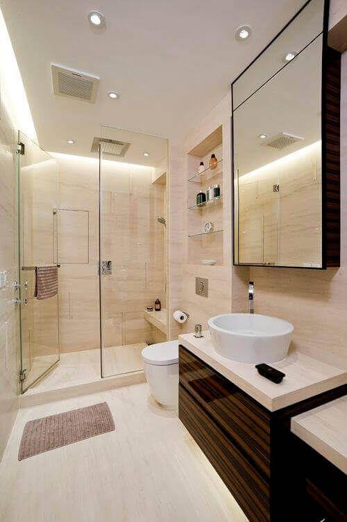39 Galley Bathroom Layout Ideas To Consider Modern Bathroom Design Bathroom Floor Plans Galley Bathroom Ideas