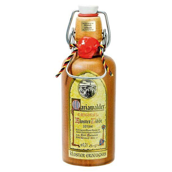lieblich duftender #Kräuter- likör mit #Honignote - aus dem #Kloster