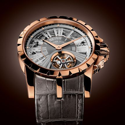 Roger Dubuis  Excalibur - Minute Repeater