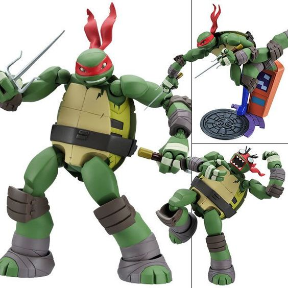 Revoltech Raphael from Teenage Mutant Ninja Turtles Re-release [PRE-ORDER]  Expected release date: Mid December 2016, pre-order now from: http://www.figurecentral.com.au/products/revoltech-raphael-from-teenage-mutant-ninja-turtles-re-release-pre-order?variant=21961572353  #revoltech #raphael #teenagemutantninjaturtles #TMNT #figurecentral
