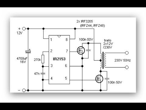 269bef580dd1954755db6e8867b7bcdb irf3205 wiring diagram irf3205 uses \u2022 edmiracle co  at creativeand.co