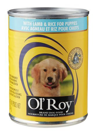 Ol Roy Ol Roy Lamb Rice Wet Dog Food For Puppies Wet Dog Food