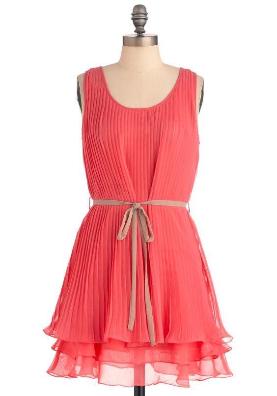 Pleats be Mine Dress....SO pretty and feminine