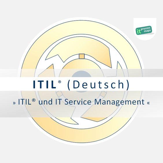 ITIL®-Pins aus dem IT Process Wiki zur IT Infrastructure Library ITIL® und zu IT Service Management (ITSM).