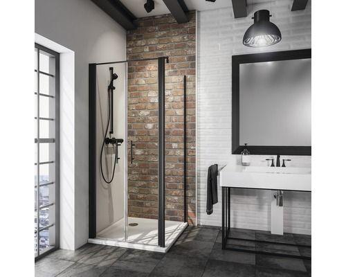 Duschtur Mit Seitenwand Schulte Alexa Style 2 0 Breite 80 Cm