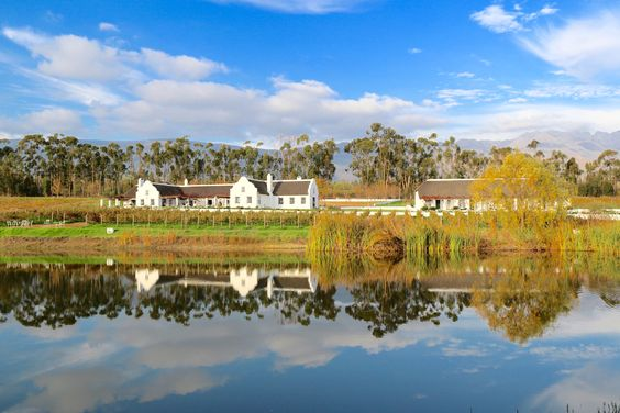 Some of our favourite accommodation in the Western Cape South Africa