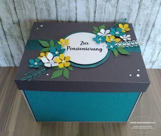 Geschenkgut Geschenke Geschenkbox Basteln Geschenkbox