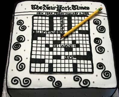 Cross Word Puzzle | Cakes | Pinterest | Word Puzzles, Puzzles and
