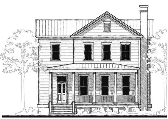 Southern Style House Plan 73734 With 4 Bed 4 Bath Family House Plans House Plans New House Plans
